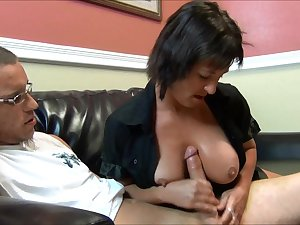 NastyPlace.org - Cum on mommas titties it's for your own good
