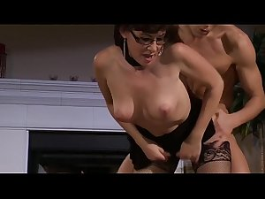 NastyPlace.org - Hot Mom Need Some Relax Time With Young Boy