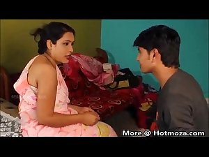 indian Stepmom and son tempted to extreme