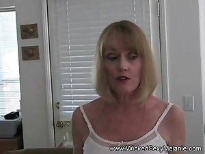 Breeding Amateur GILF Melanie