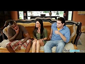 Interracial cuckold with mom 170