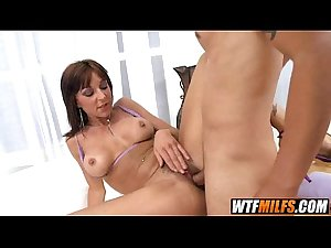 Agressive MILF wants dick fast with Lily Paige 3