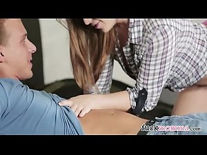 Lessons Part III - Alessandra Jane, Candy Alexa 0001