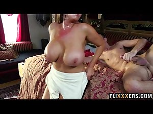 Stepmom fucks step daughter in 3some Kianna Dior, Nadia Capri 94