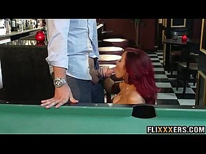 Redhead babe Ryder Skye first  fuck 92